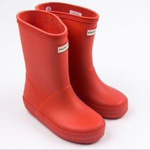 Hunter - Kids First Classic Rain Boots